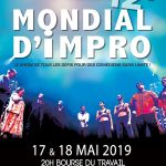 12e EDITION DU MONDIAL D'IMPROVISATION